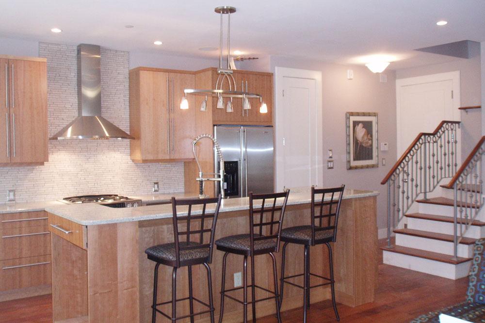 South Boston Kitchen Cabinet renovation photo gallery